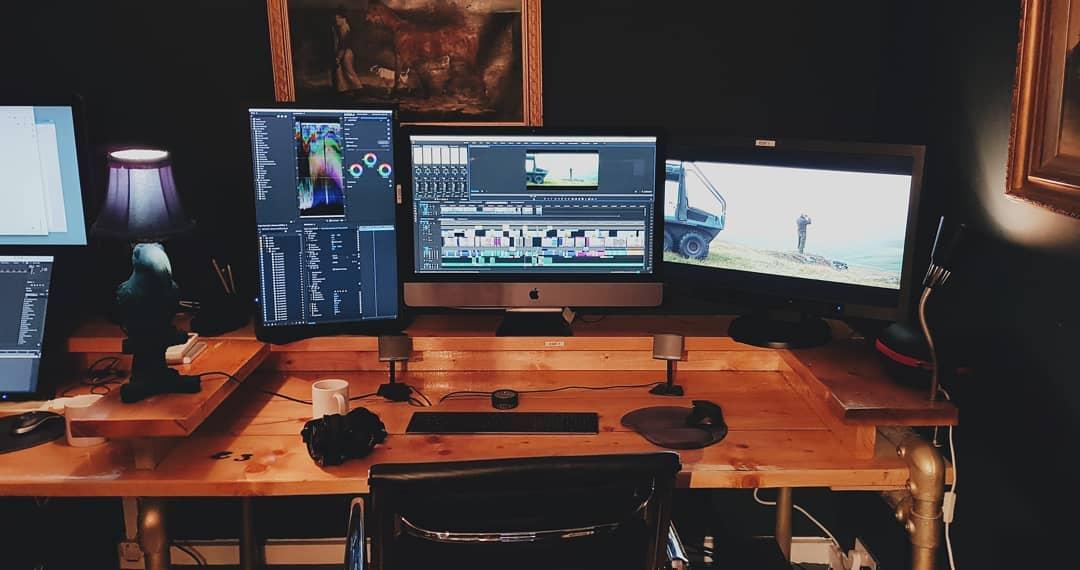 Edit Suite - Pretzel Films
